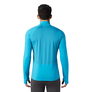 Men's Ghee™ Long Sleeve 1/2 Zip Ghee™ Long Sleeve 1/2 Zip | 305 | L, Traverse, back
