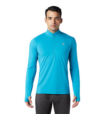 Men's Ghee™ Long Sleeve 1/2 Zip Ghee™ Long Sleeve 1/2 Zip | 305 | L, Traverse, front