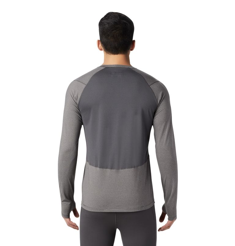 Men's Ghee™ Long Sleeve Crew Men's Ghee™ Long Sleeve Crew, back