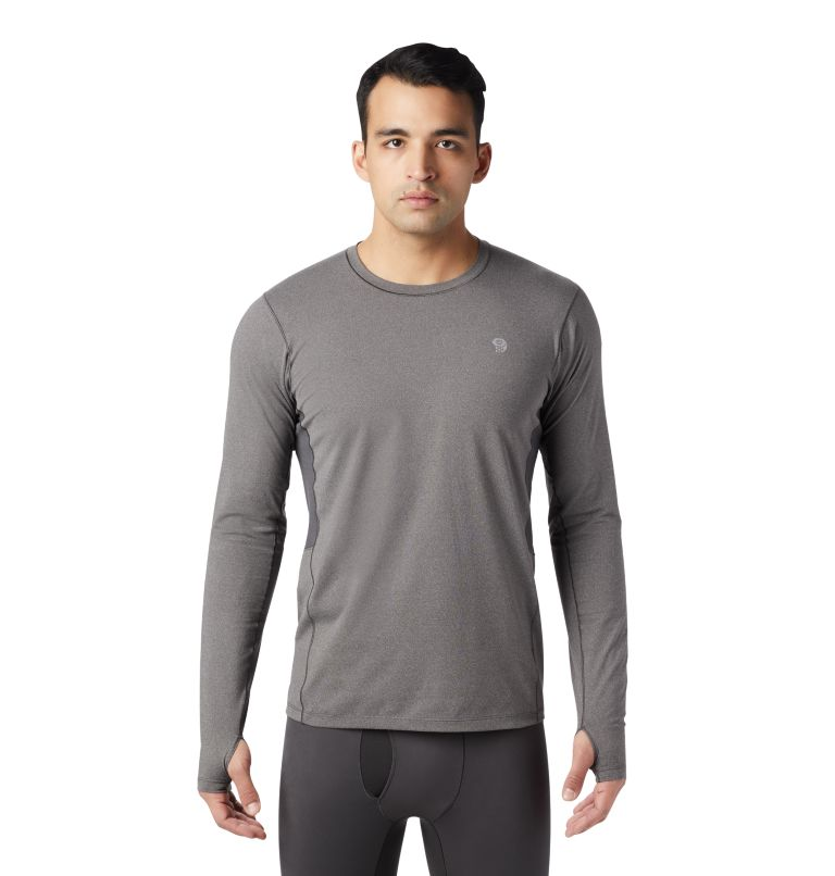 Men's Ghee™ Long Sleeve Crew Men's Ghee™ Long Sleeve Crew, front