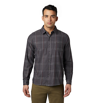 Men's Burney Falls™ Long Sleeve Shirt Burney Falls™ Long Sleeve Shir | 012 | M, Void, front