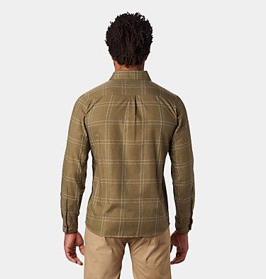 Men's Burney Falls™ Long Sleeve Shirt Burney Falls™ Long Sleeve Shir   012   L, Combat Green, back
