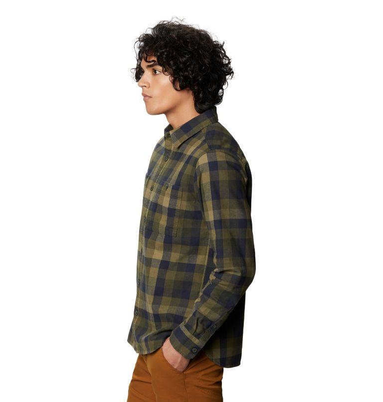 Catalyst Edge™ Long Sleeve Shirt | 304 | XL Men's Catalyst Edge™ Long Sleeve Shirt, Dark Army, a1