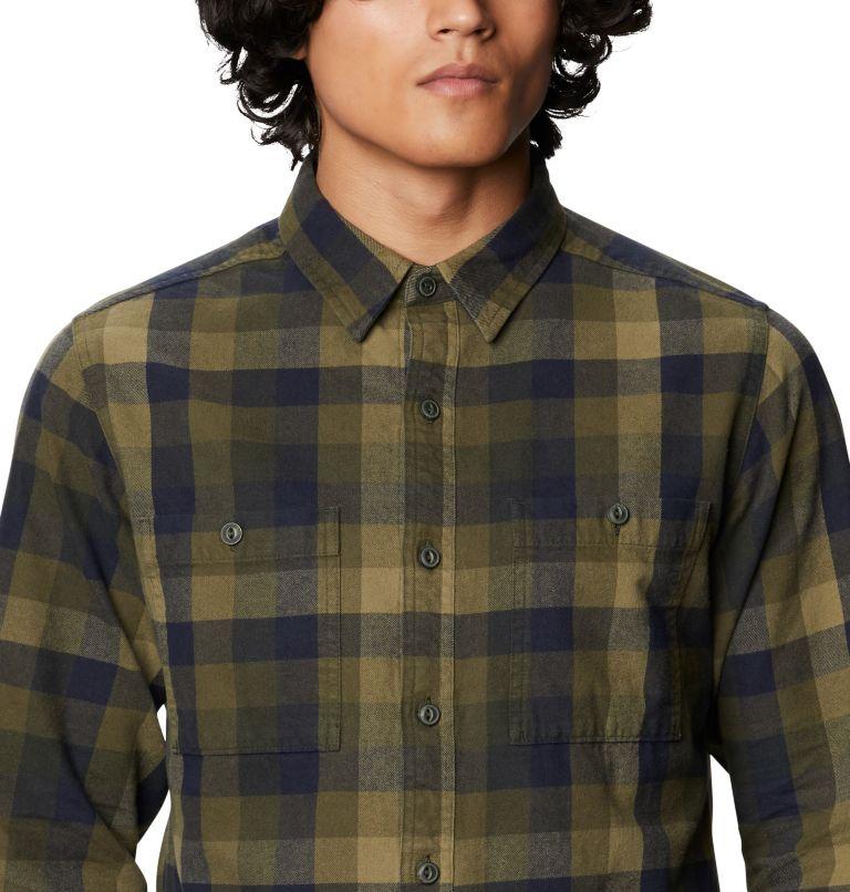 Catalyst Edge™ Long Sleeve Shirt | 304 | XL Men's Catalyst Edge™ Long Sleeve Shirt, Dark Army, a2