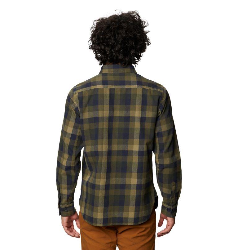 Catalyst Edge™ Long Sleeve Shirt | 304 | XL Men's Catalyst Edge™ Long Sleeve Shirt, Dark Army, back