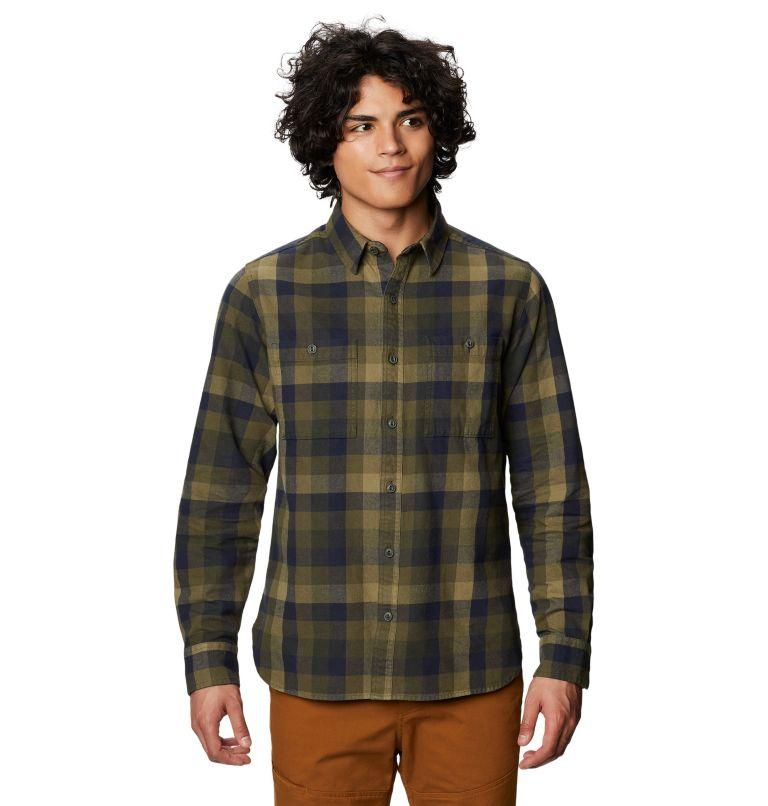 Catalyst Edge™ Long Sleeve Shirt | 304 | XL Men's Catalyst Edge™ Long Sleeve Shirt, Dark Army, front