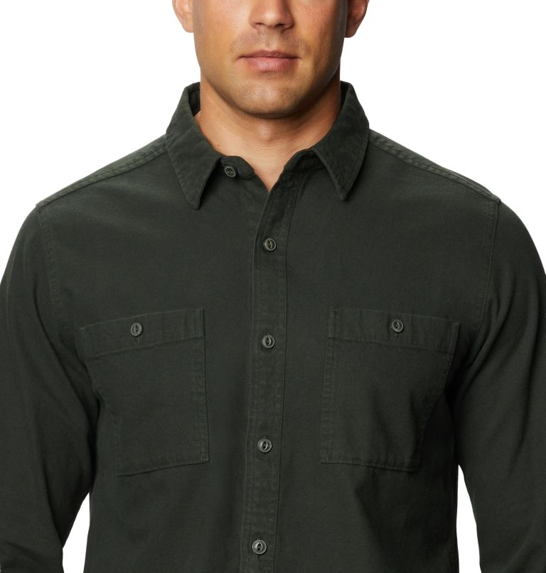 Catalyst Edge™ Long Sleeve Shirt | 306 | S Men's Catalyst Edge™ Long Sleeve Shirt, Black Sage, a2