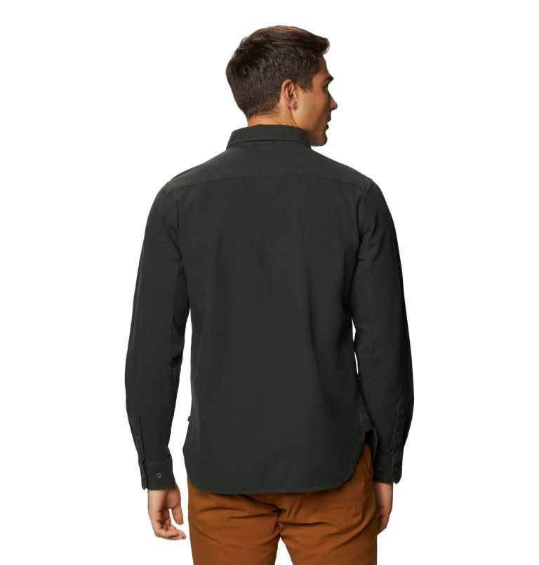 Catalyst Edge™ Long Sleeve Shirt | 306 | S Men's Catalyst Edge™ Long Sleeve Shirt, Black Sage, back