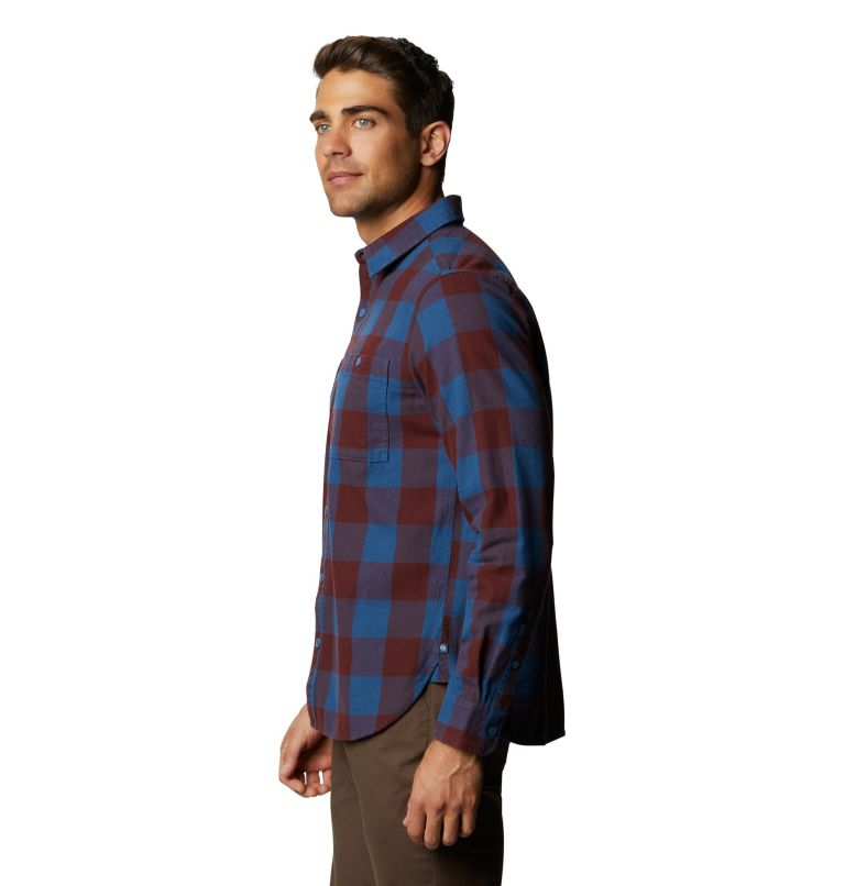 Catalyst Edge™ Long Sleeve Shirt | 402 | M Men's Catalyst Edge™ Long Sleeve Shirt, Blue Horizon, a1