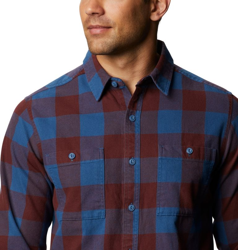 Catalyst Edge™ Long Sleeve Shirt | 402 | M Men's Catalyst Edge™ Long Sleeve Shirt, Blue Horizon, a2