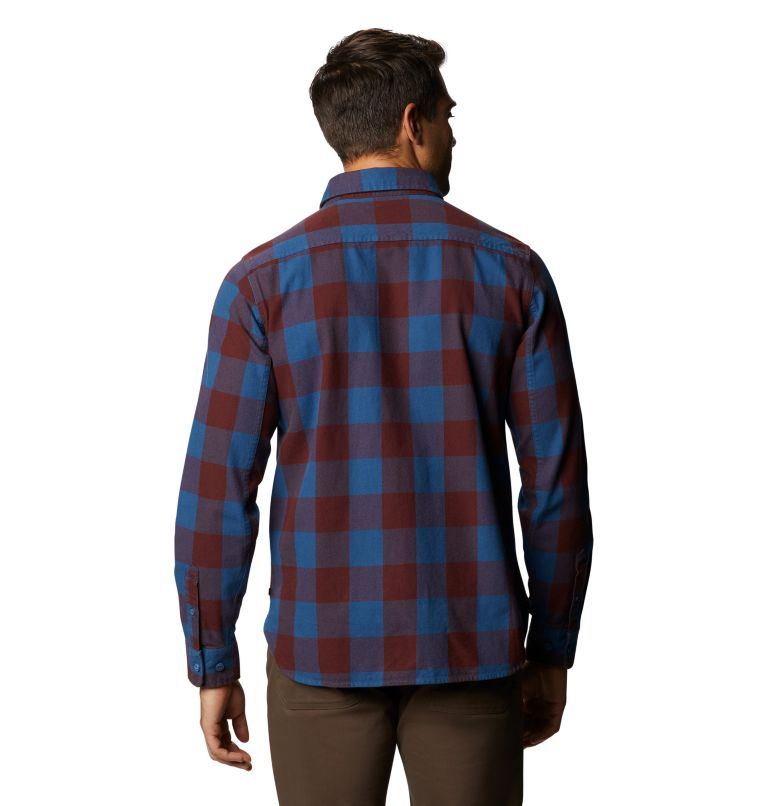 Catalyst Edge™ Long Sleeve Shirt | 402 | M Men's Catalyst Edge™ Long Sleeve Shirt, Blue Horizon, back