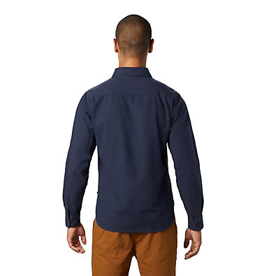 Men's Catalyst Edge™ Long Sleeve Shirt Catalyst Edge™ Long Sleeve Shi | 236 | L, Dark Zinc, back