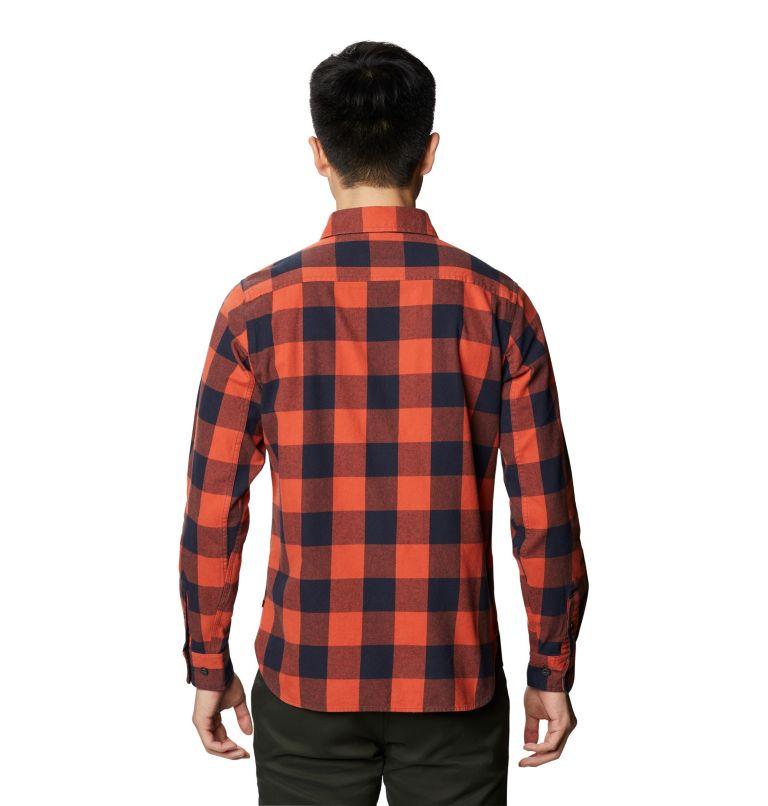 Catalyst Edge™ Long Sleeve Shirt | 840 | XXL Men's Catalyst Edge™ Long Sleeve Shirt, Dark Clay, back