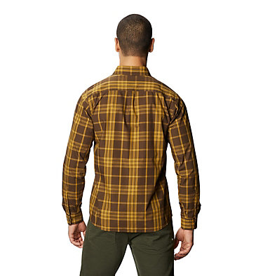 Men's Rogers Pass™ Long Sleeve Shirt Rogers Pass™ Long Sleeve Shirt | 406 | L, Dark Shale, back