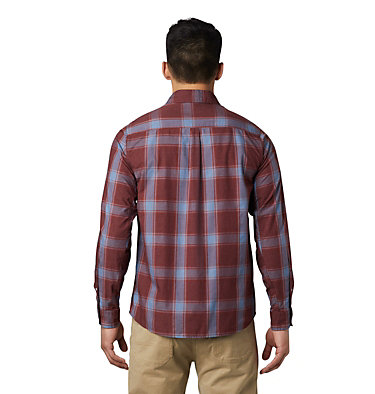 Men's Rogers Pass™ Long Sleeve Shirt Rogers Pass™ Long Sleeve Shirt | 406 | L, Dark Umber, back