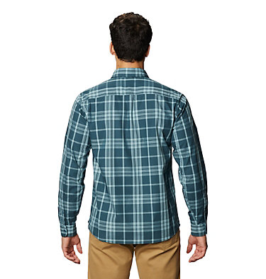Men's Rogers Pass™ Long Sleeve Shirt Rogers Pass™ Long Sleeve Shirt | 406 | L, Icelandic, back