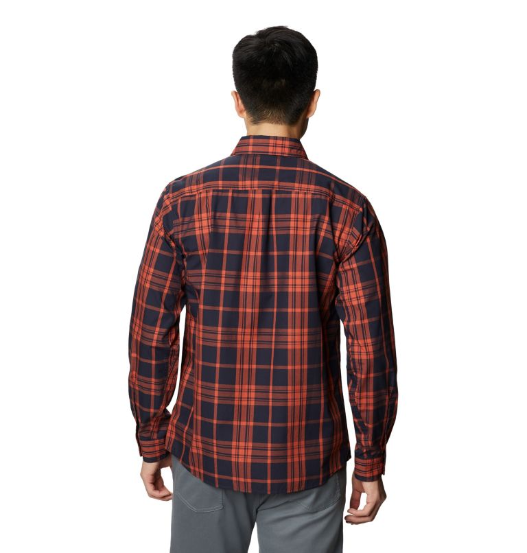 Men's Rogers Pass™ Long Sleeve Shirt Men's Rogers Pass™ Long Sleeve Shirt, back