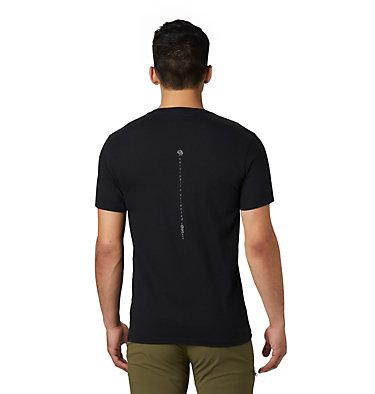 Men's Joshua-cam™ Short Sleeve T-Shirt Joshua-cam™ Short Sleeve T | 105 | L, Black, back