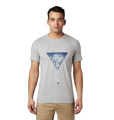 Men's Joshua-cam™ Short Sleeve T-Shirt Joshua-cam™ Short Sleeve T | 105 | L, Heather Grey, front