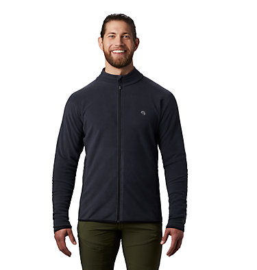 Men's Macrochill™ Full Zip Jacket Macrochill™ Full Zip | 452 | L, Dark Storm, front