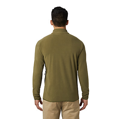 Men's Macrochill™ Full Zip Jacket Macrochill™ Full Zip | 452 | L, Combat Green, back