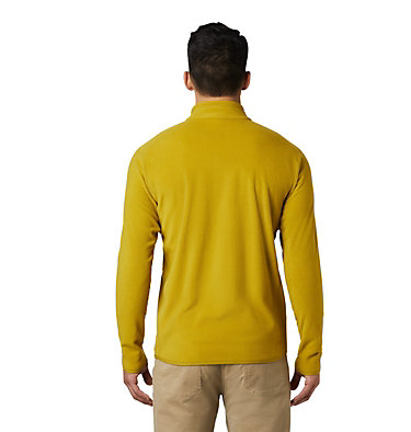 Men's Macrochill™ Full Zip Jacket Macrochill™ Full Zip | 452 | L, Dark Citron, back