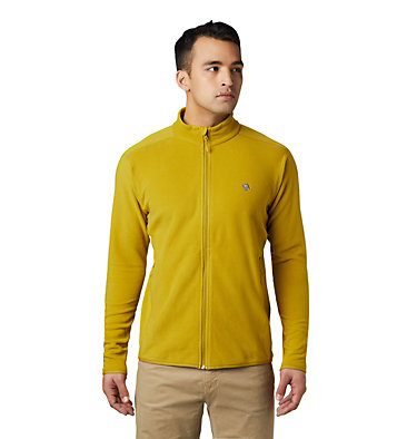 Men's Macrochill™ Full Zip Jacket Macrochill™ Full Zip | 452 | L, Dark Citron, front