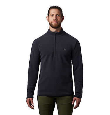Men's Macrochill™ 1/2 Zip Macrochill™ 1/2 Zip | 004 | S, Dark Storm, front