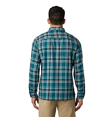 Men's Woolchester™ Long Sleeve Shirt Woolchester™ Long Sleeve Shirt | 492 | L, Dive, back