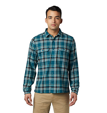 Men's Woolchester™ Long Sleeve Shirt Woolchester™ Long Sleeve Shirt | 492 | L, Dive, front