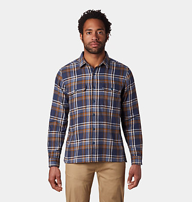 Men's Woolchester™ Long Sleeve Shirt Woolchester™ Long Sleeve Shirt | 492 | L, Zinc, front