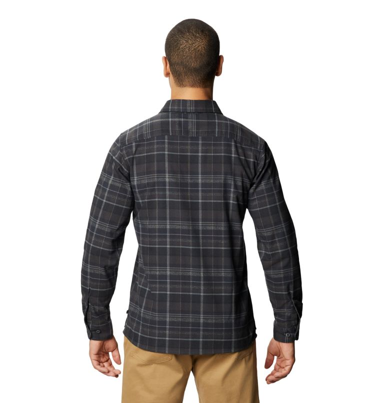 Voyager One™ Long Sleeve Shirt | 012 | XL Men's Voyager One™ Long Sleeve Shirt, Void, back