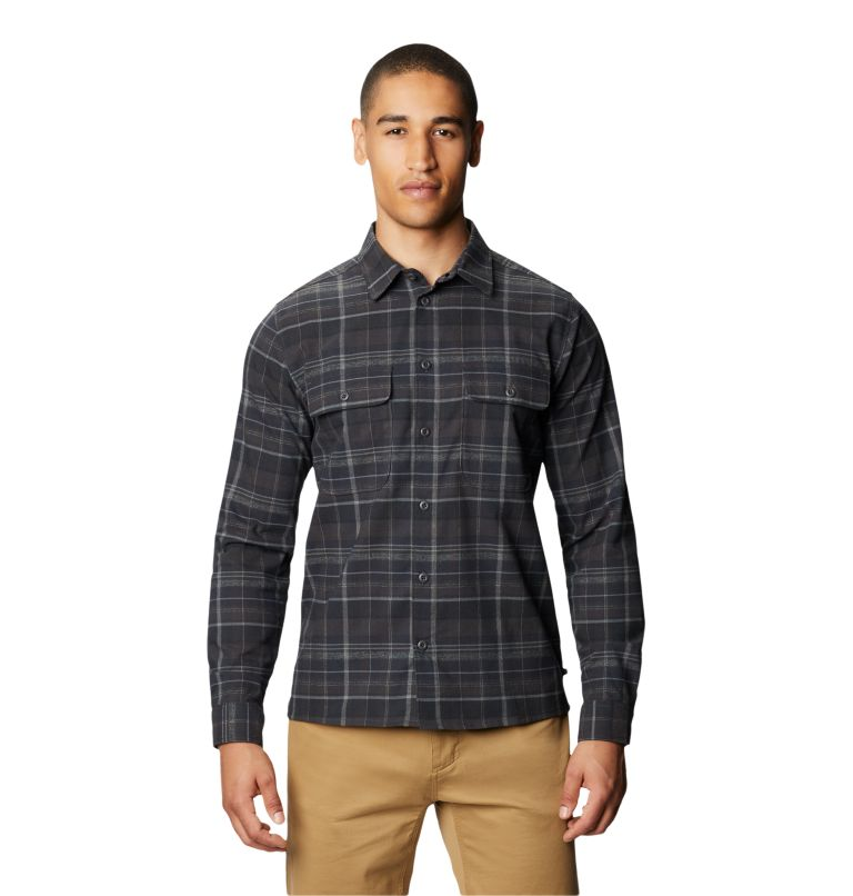 Voyager One™ Long Sleeve Shirt | 012 | XL Men's Voyager One™ Long Sleeve Shirt, Void, front