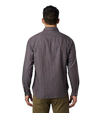 Men's Standhart™ Long Sleeve Shirt Standhart™ Long Sleeve Shirt | 259 | L, Dark Umber, back