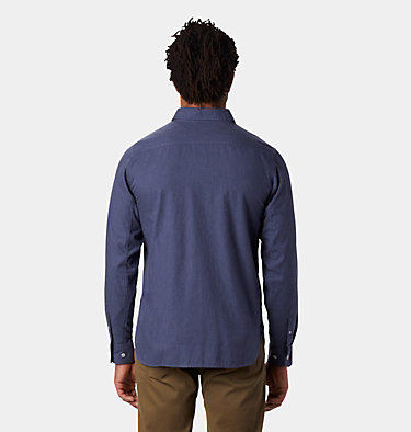 Men's Standhart™ Long Sleeve Shirt Standhart™ Long Sleeve Shirt | 259 | L, Zinc, back