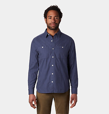 Men's Standhart™ Long Sleeve Shirt Standhart™ Long Sleeve Shirt   259   L, Zinc, front