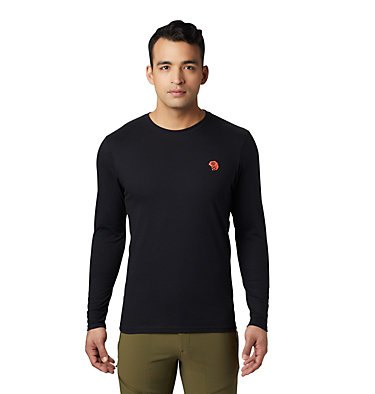 Men's Dome Degrees™ Long Sleeve T-Shirt Dome Degrees™ Long Sleeve T | 105 | L, Black, front