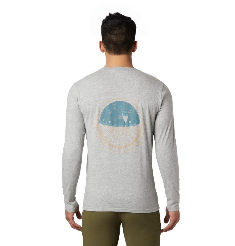 Men's Dome Degrees™ Long Sleeve T-Shirt Men's Dome Degrees™ Long Sleeve T-Shirt, back