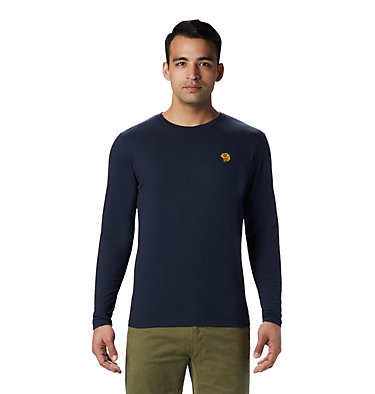 Men's Dome Degrees™ Long Sleeve T-Shirt Dome Degrees™ Long Sleeve T   105   L, Dark Zinc, front