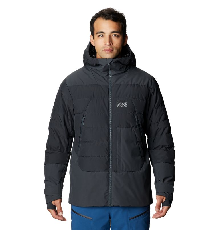 Direct North™ Down Jacket | 004 | M Men's Direct North™ Down Jacket, Dark Storm, front