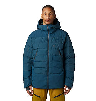 Men's Direct North™ Gore-Tex Windstopper® Down Jacket