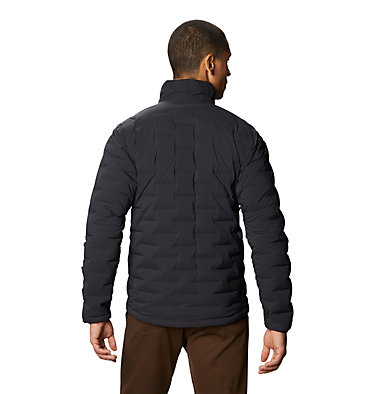 Men's Super/DS™ Stretchdown Jacket Super/DS™ Jacket | 339 | L, Black, back