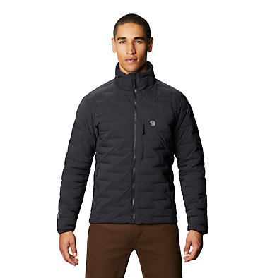 Men's Super/DS™ Stretchdown Jacket Super/DS™ Jacket | 339 | L, Black, front