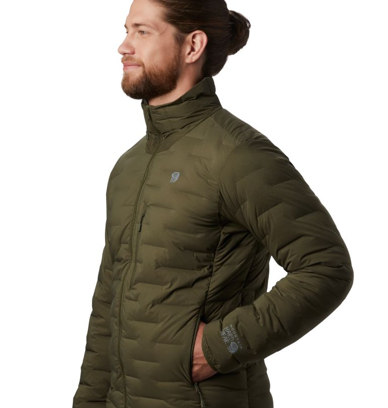 Super/DS™ Jacket | 304 | L Men's Super/DS™ Stretchdown Jacket, Dark Army, a1
