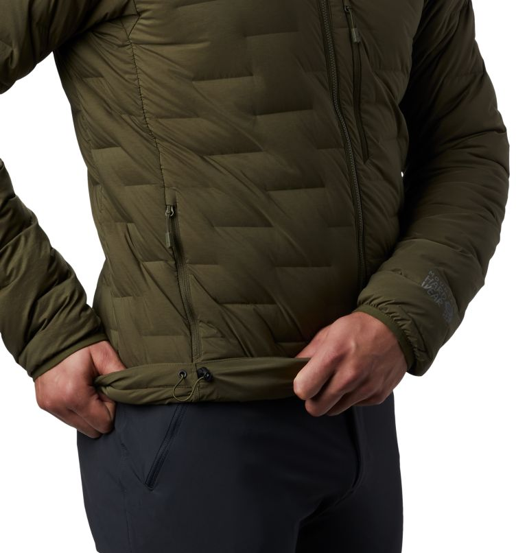 Super/DS™ Jacket | 304 | L Men's Super/DS™ Stretchdown Jacket, Dark Army, a3