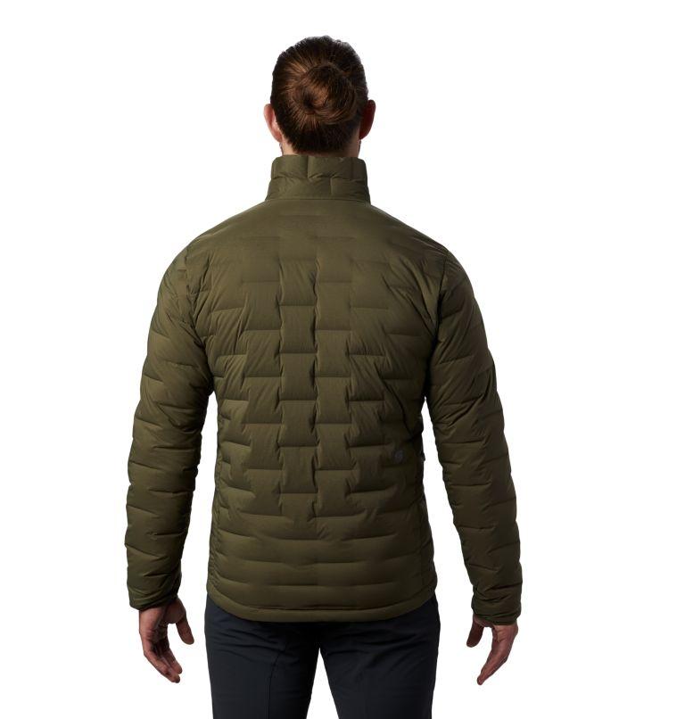 Super/DS™ Jacket | 304 | L Men's Super/DS™ Stretchdown Jacket, Dark Army, back
