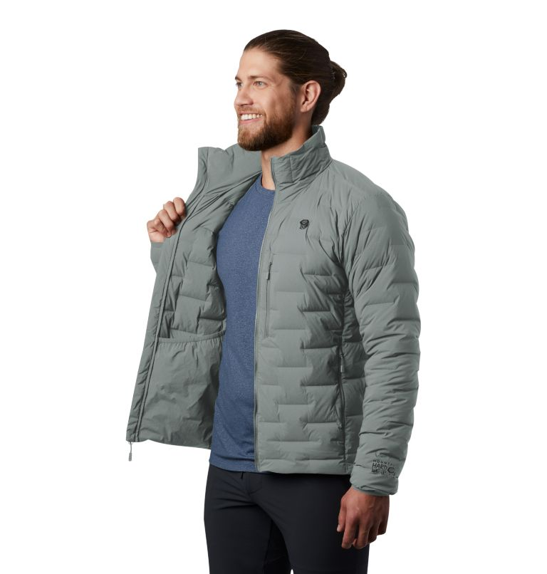 Super/DS™ Jacket | 339 | M Men's Super/DS™ Stretchdown Jacket, Wet Stone, a2