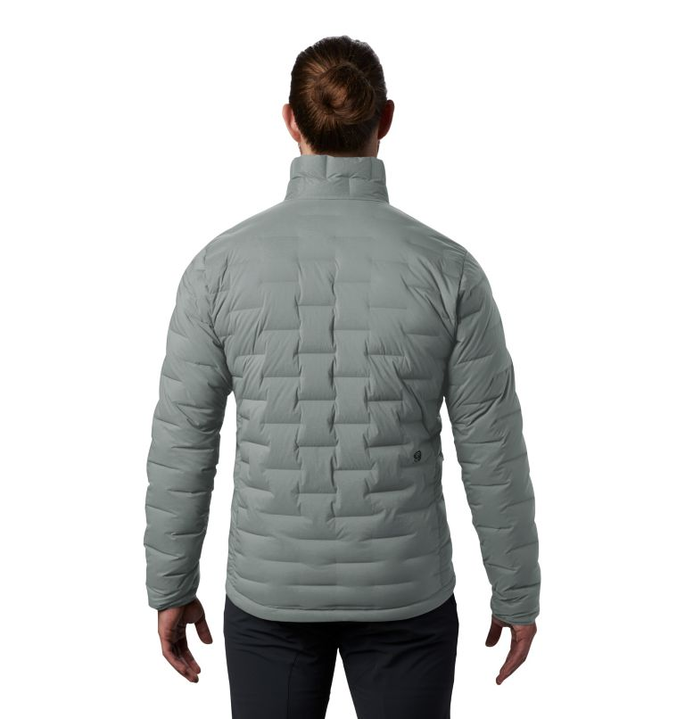 Super/DS™ Jacket | 339 | M Men's Super/DS™ Stretchdown Jacket, Wet Stone, back