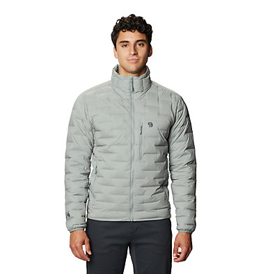 Men's Super/DS™ Stretchdown Jacket Super/DS™ Jacket | 339 | L, Wet Stone, front