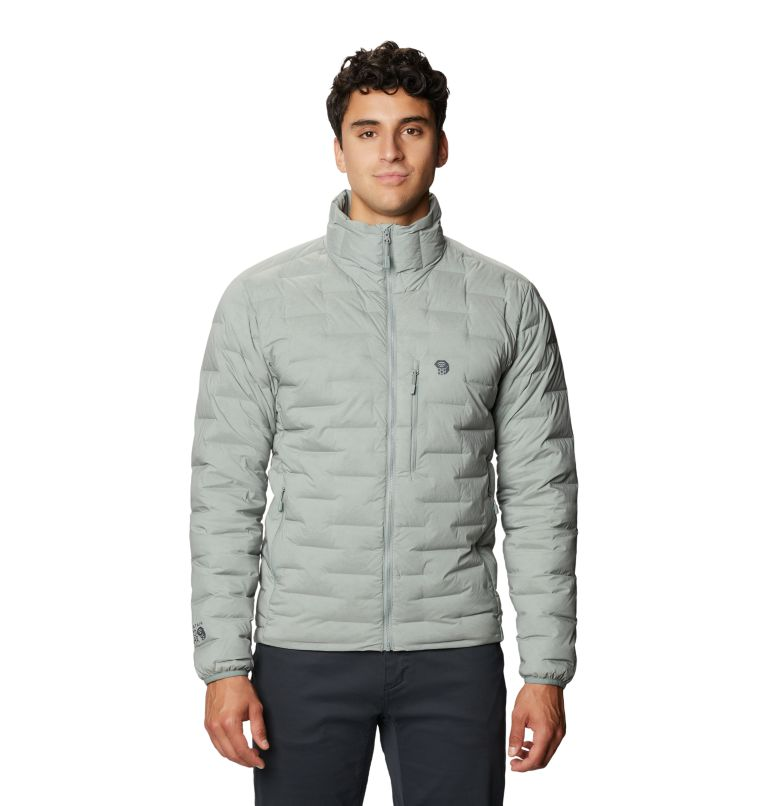 Super/DS™ Jacket | 339 | M Men's Super/DS™ Stretchdown Jacket, Wet Stone, front
